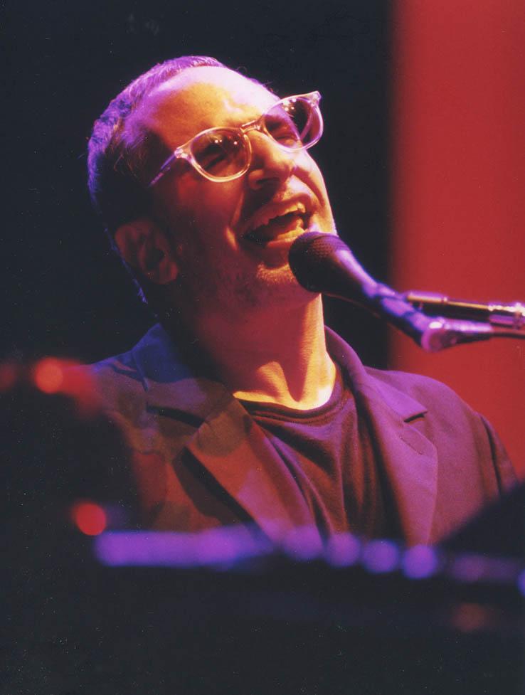 Donald Fagen, Steely Dan , live in concert